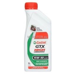 CASTROL GTX Mileage 15W-40 1l.