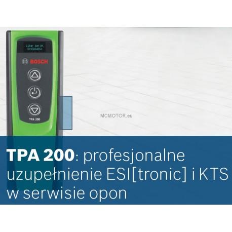 Tester TPA 200 Bosch - programator czujników ciśnienia TPMS