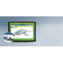 """Oprogramowanie Bosch ESI Tronic moduł """"A"""""""