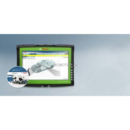 """Oprogramowanie Bosch ESI Tronic moduł """"SD"""""""