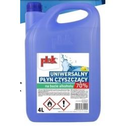 płyn dezynfekujący 4L PLAK